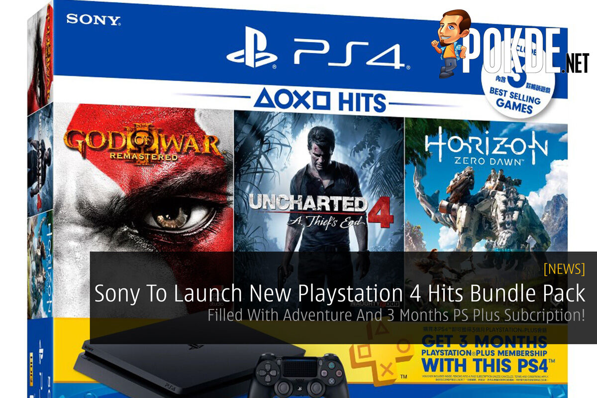 Sony To Launch New Playstation 4 Hits Bundle Pack; Filled With Adventure And 3 Months PS Plus Subcription! 23