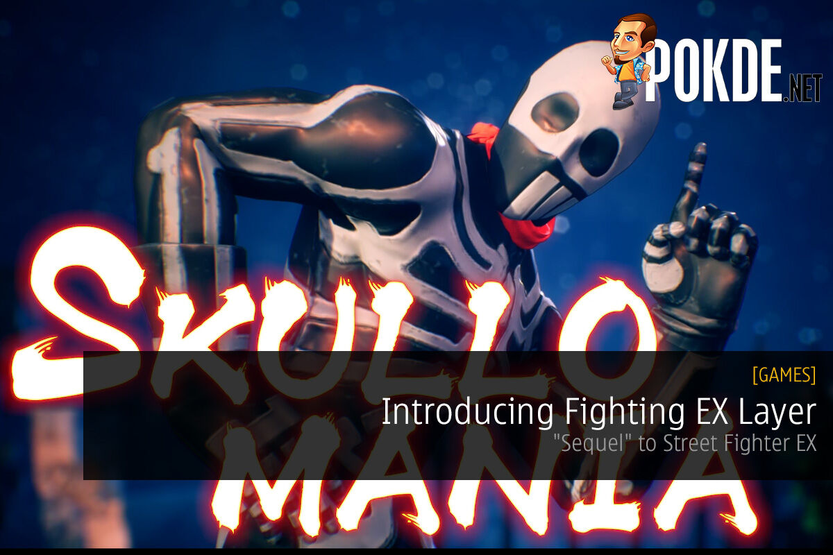 Introducing Fighting EX Layer