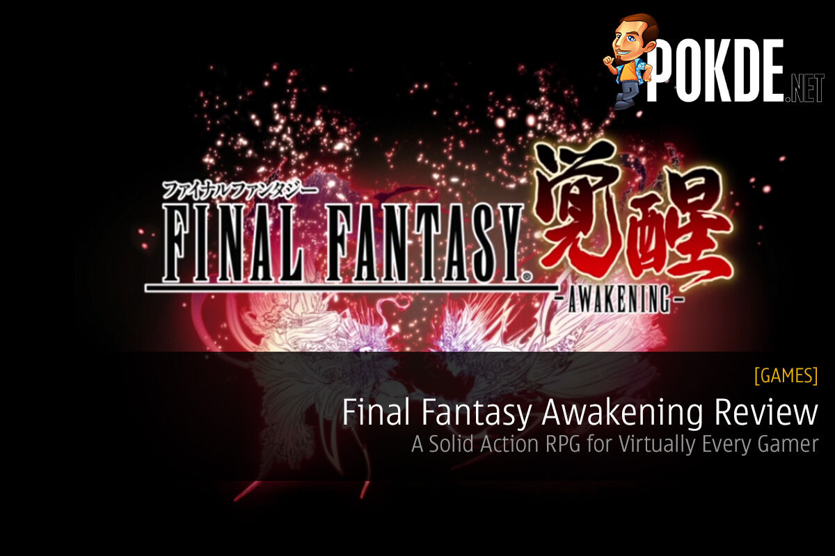 Final Fantasy Awakening Review: A Solid Action RPG for Virtually Every Gamer 28