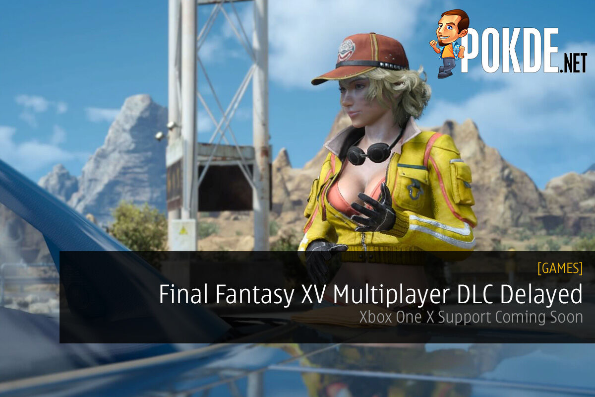 final fantasy xv multiplayer