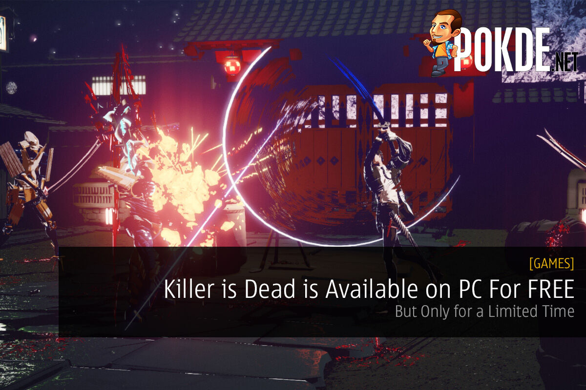 Killer is Dead is Available on PC For FREE