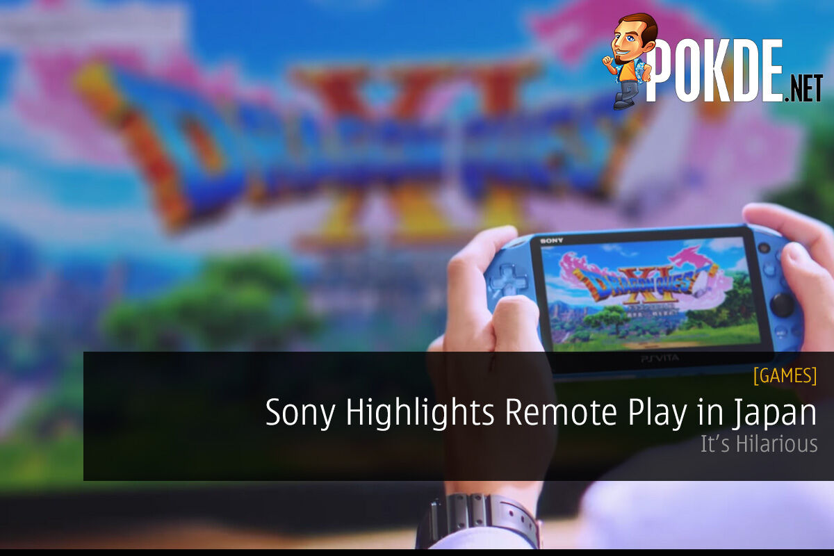 Sony Highlights Remote Play in Japan