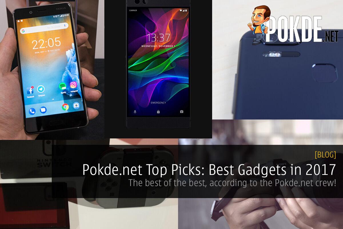 Pokde.net Top Picks: Best Gadgets in 2017 25