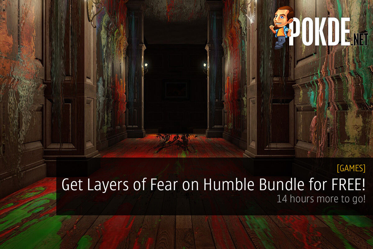 Get Layers of Fear on Humble Bundle for FREE! 14 hours more to go! 27