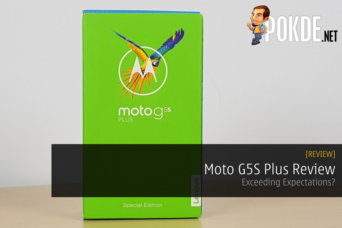 Moto G5S Plus Review - Exceeding Expectations? 19
