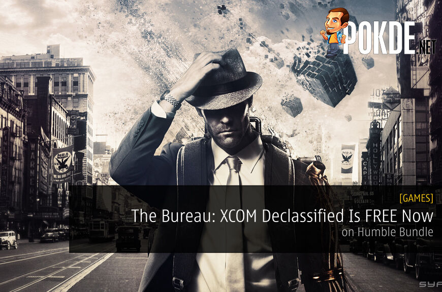 The Bureau: XCOM Declassified Is FREE Now on Humble Bundle 27