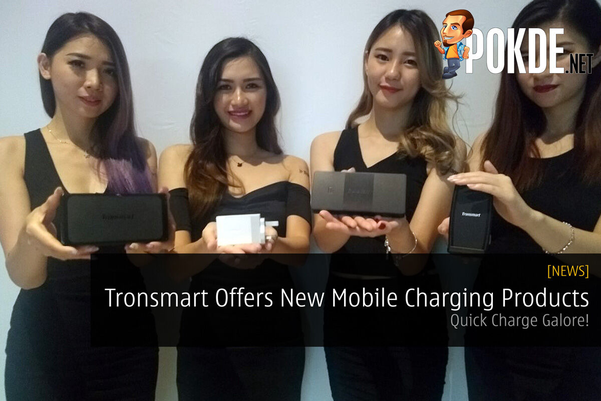 Tronsmart Offers New Mobile Charging Products - Quick Charge Galore! 26