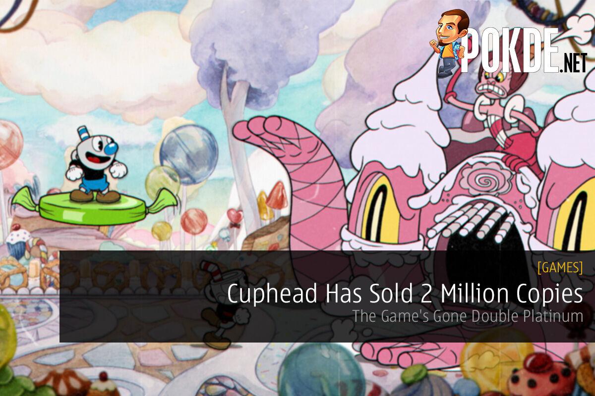 Cuphead Has Sold 2 Million Copies