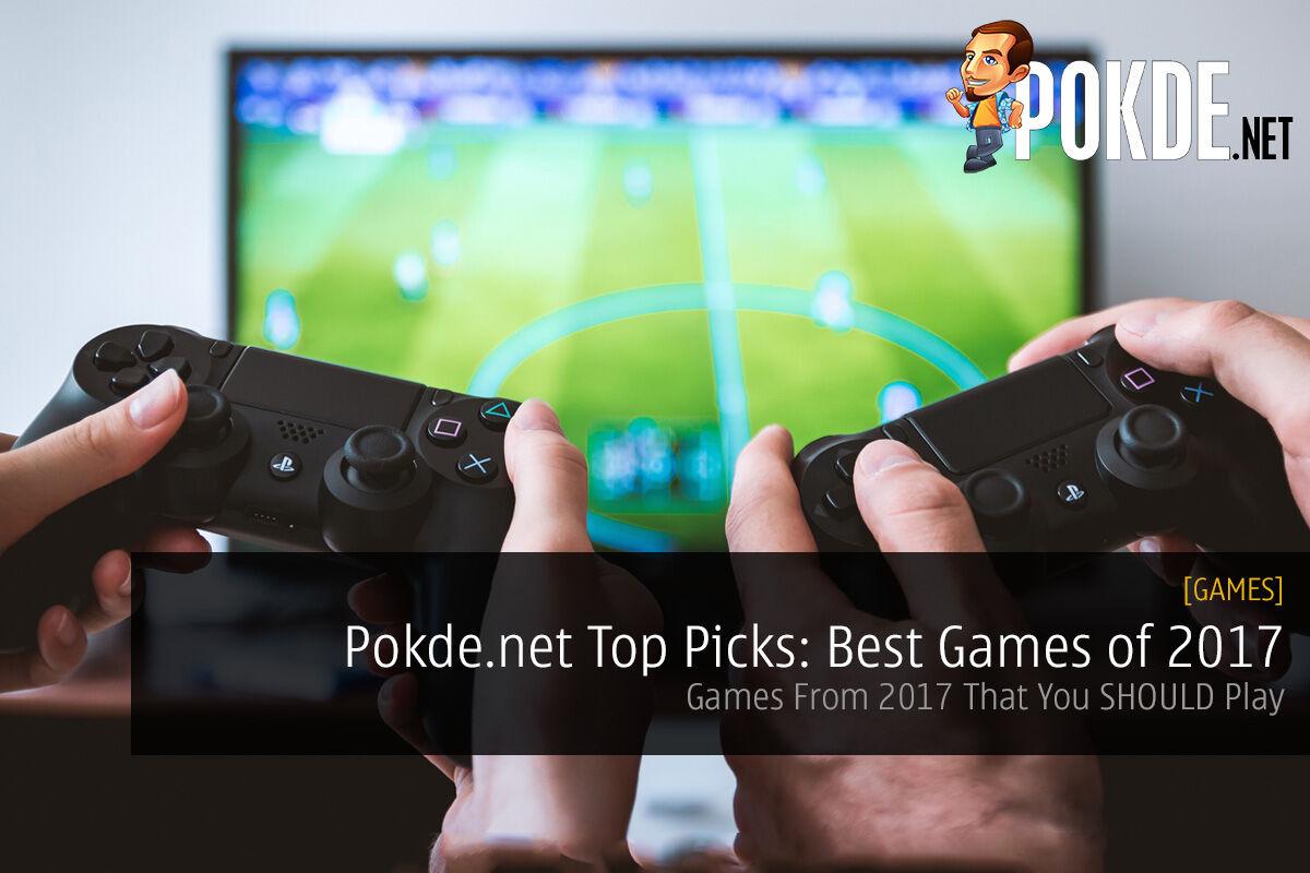 Pokde.net Top Picks: Best Games of 2017 22