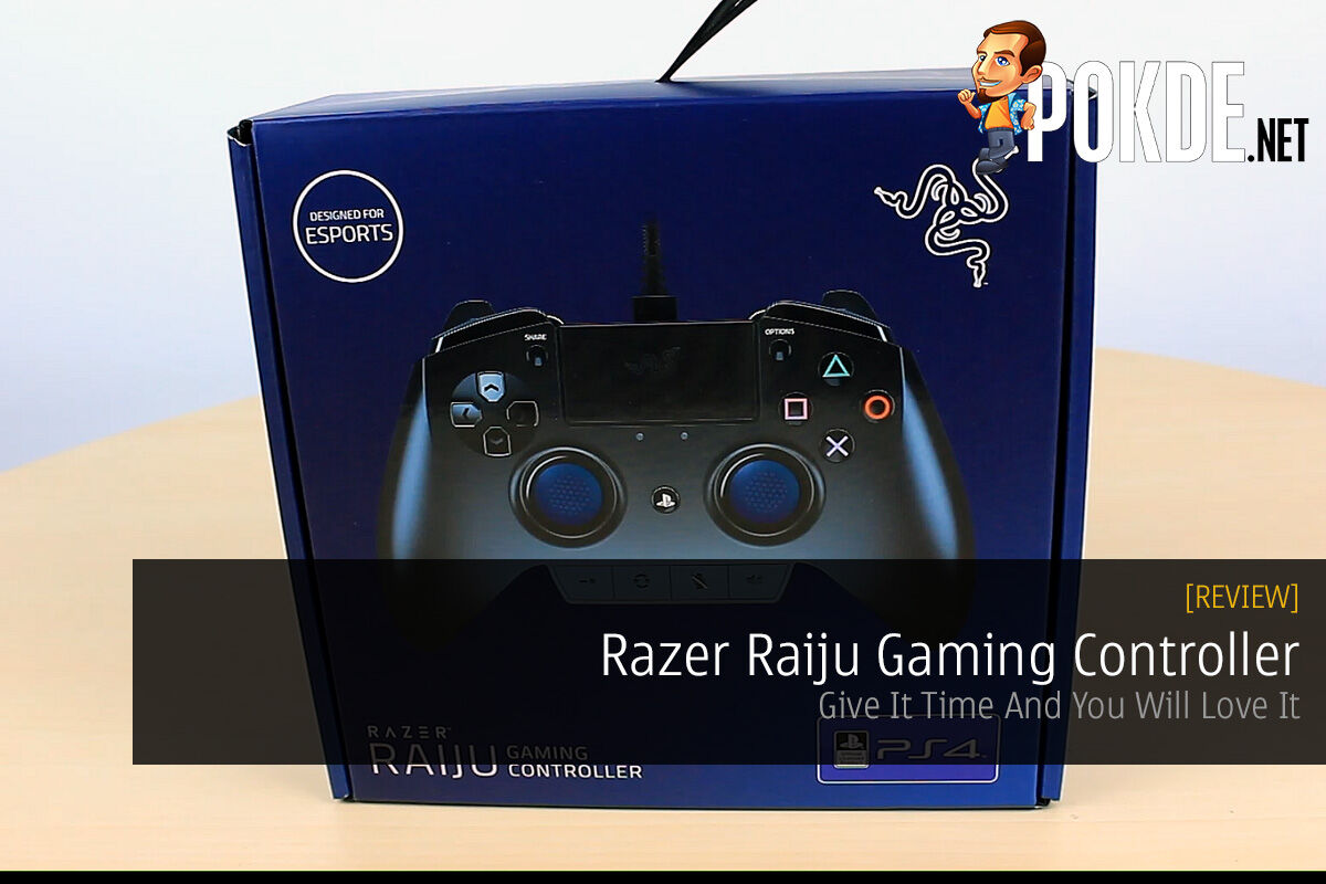 Razer Raiju Review Give It Time And You Will Love It Pokde Net Now, which cloud should i ride? razer raiju review give it time and