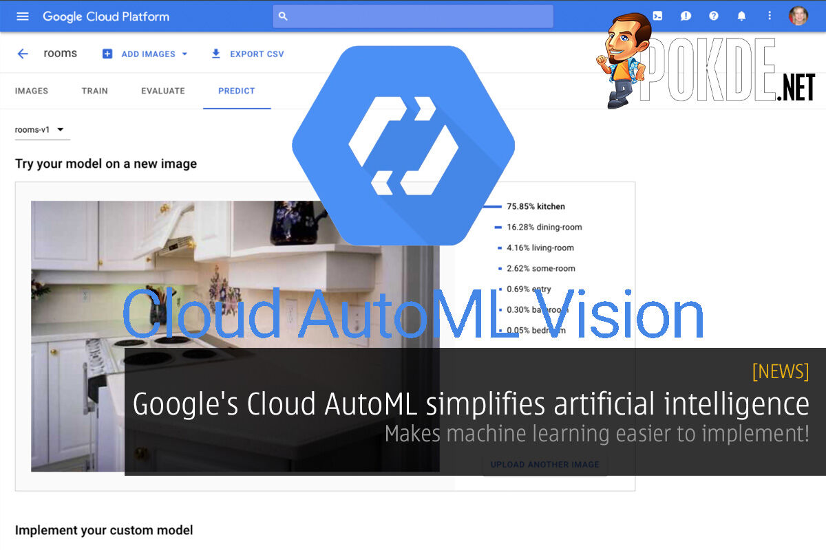 Google's Cloud AutoML simplifies artificial intelligence; makes machine learning easier to implement! 18