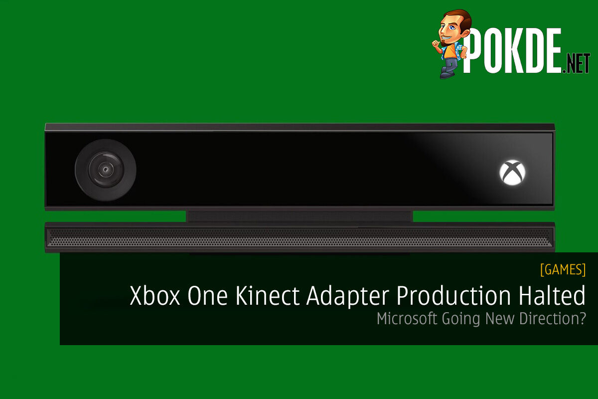 Xbox One Kinect Adapter Production Halted