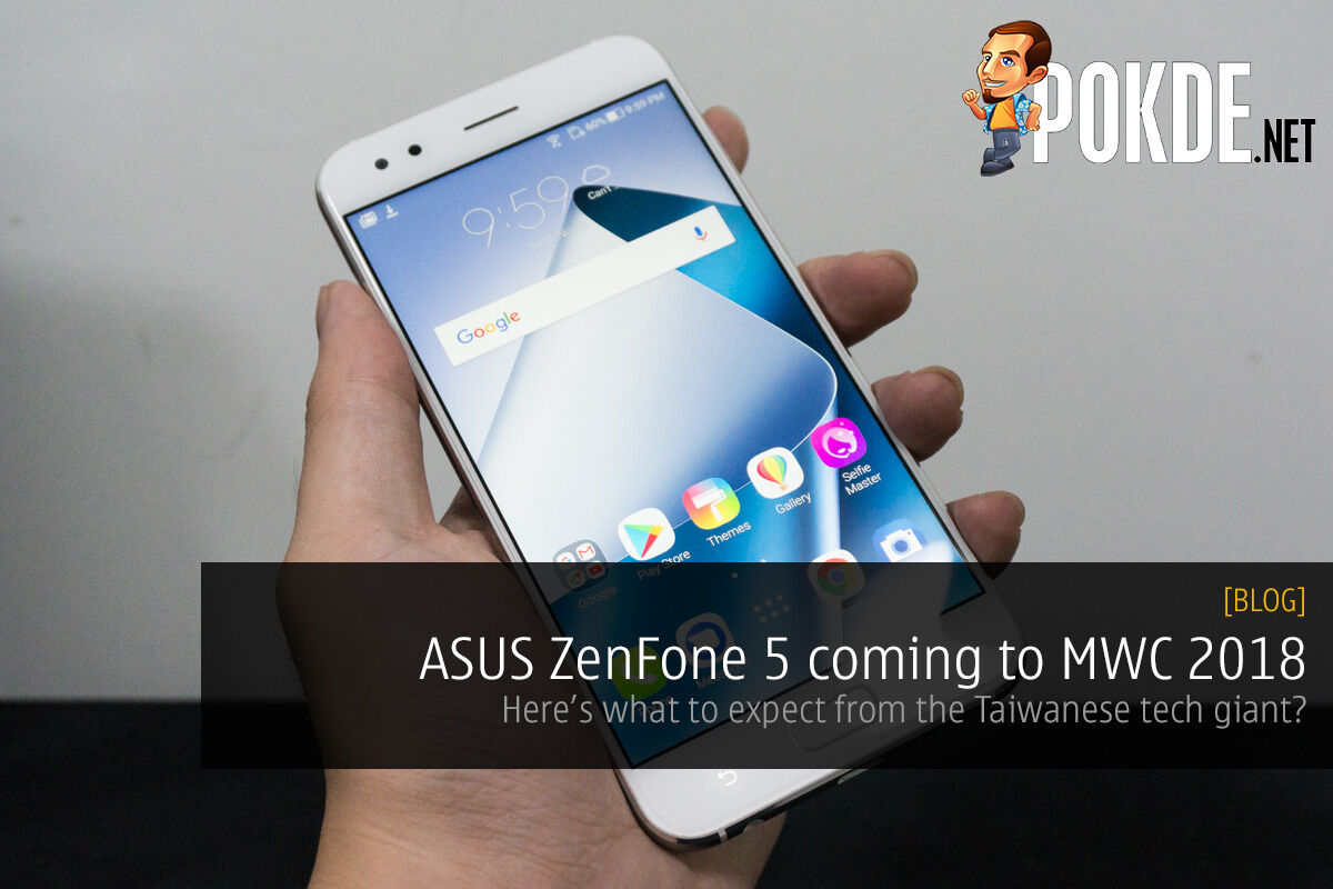ASUS ZenFone 5 coming to MWC 2018 — what can you expect to see? 19