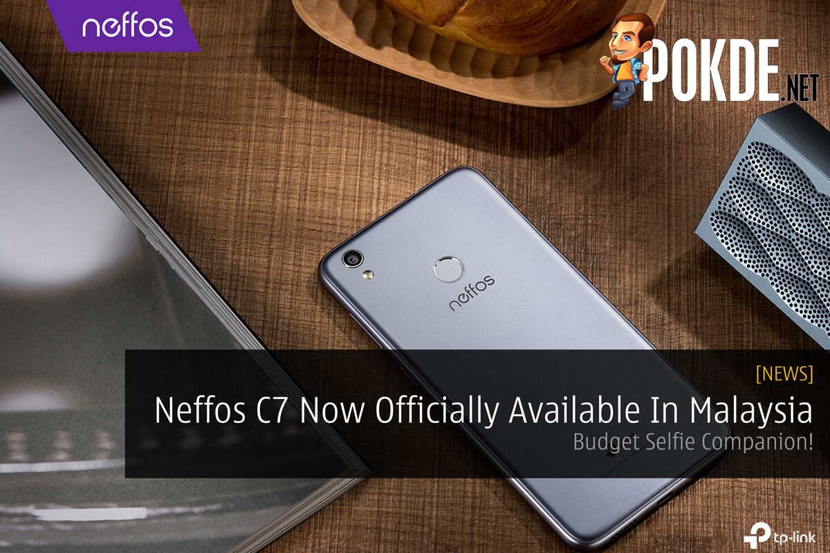 Neffos C7 Now Officially Available In Malaysia - Budget Selfie Companion! 22