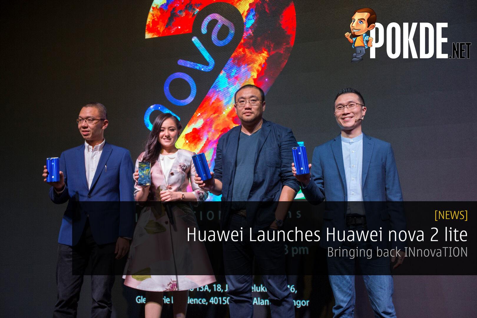 Huawei Launches Huawei nova 2 lite - Bringing back INnovaTION 42