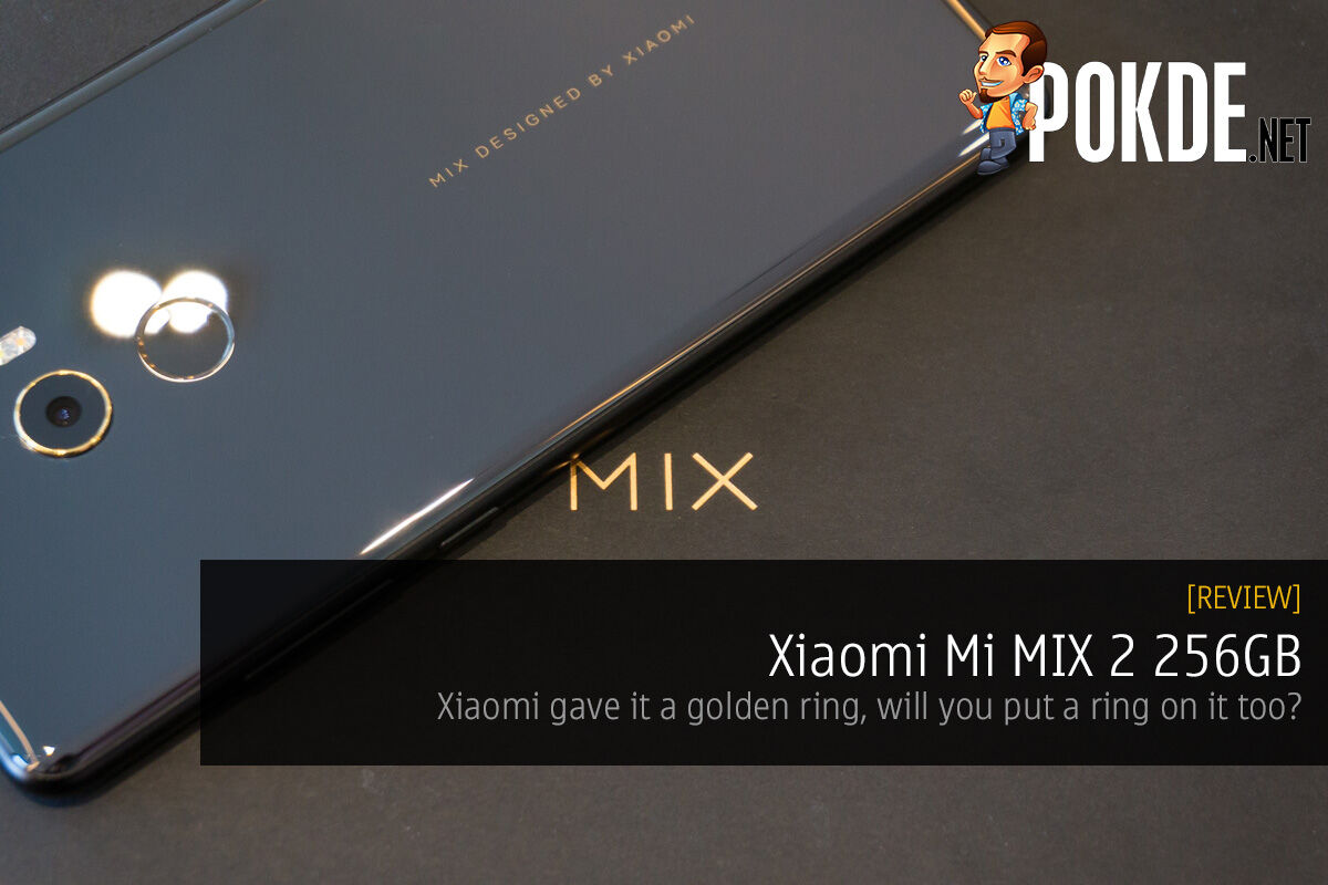 Xiaomi Mi MIX 2 review — this is one fast beauty! 27