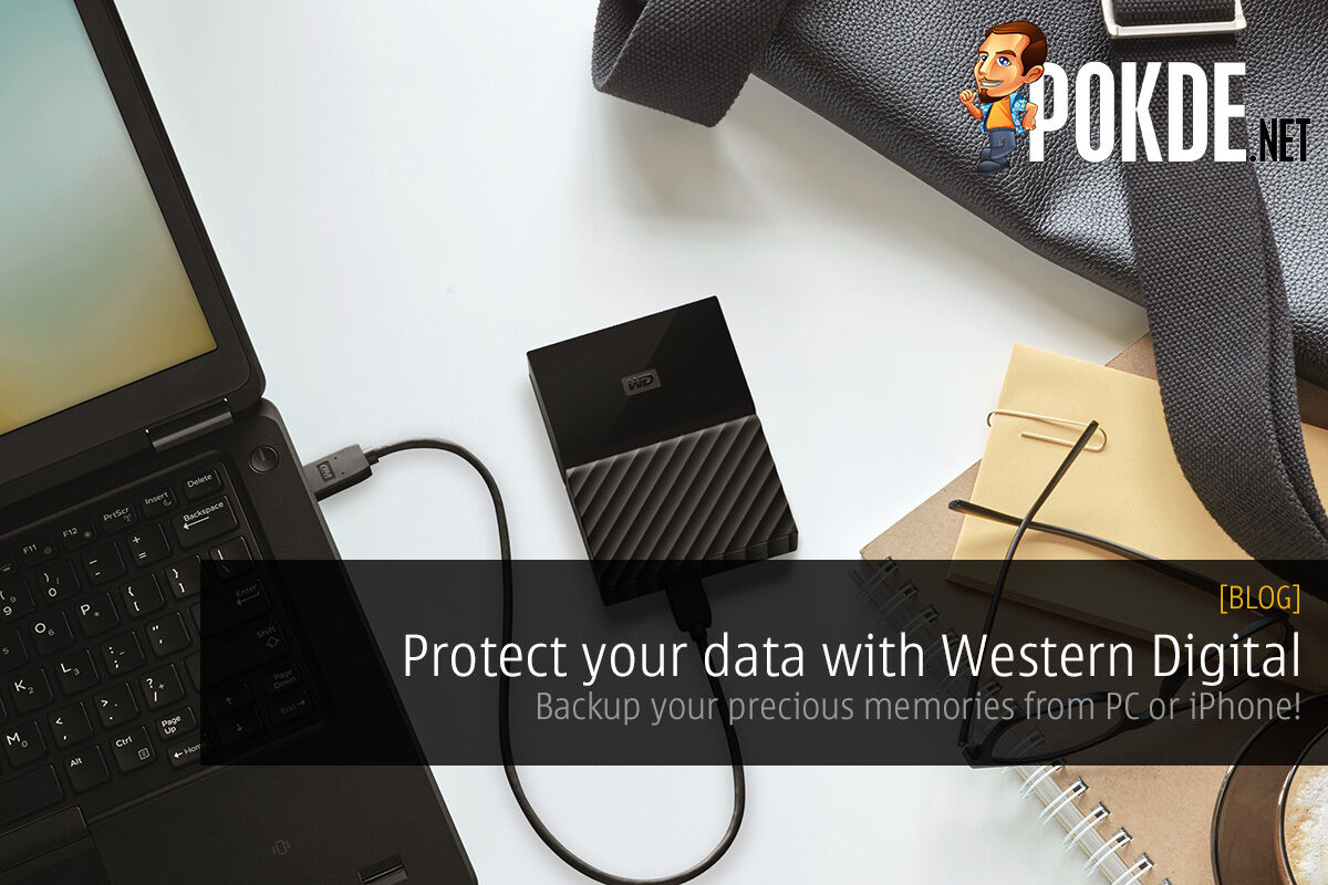 [UPDATE 1] Protect your data with Western Digital — backup your precious memories from PC or iPhone! 23