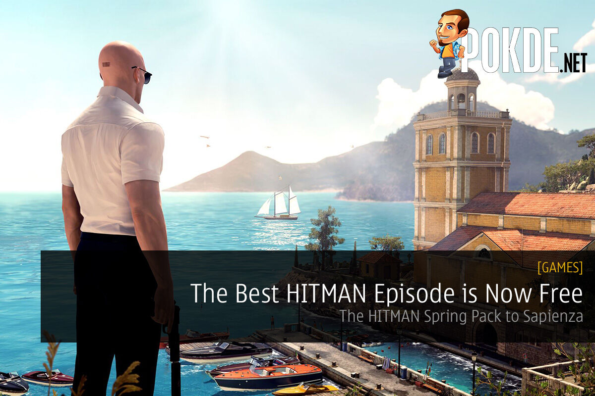 The Best HITMAN Episode is Now Free: HITMAN Spring Pack