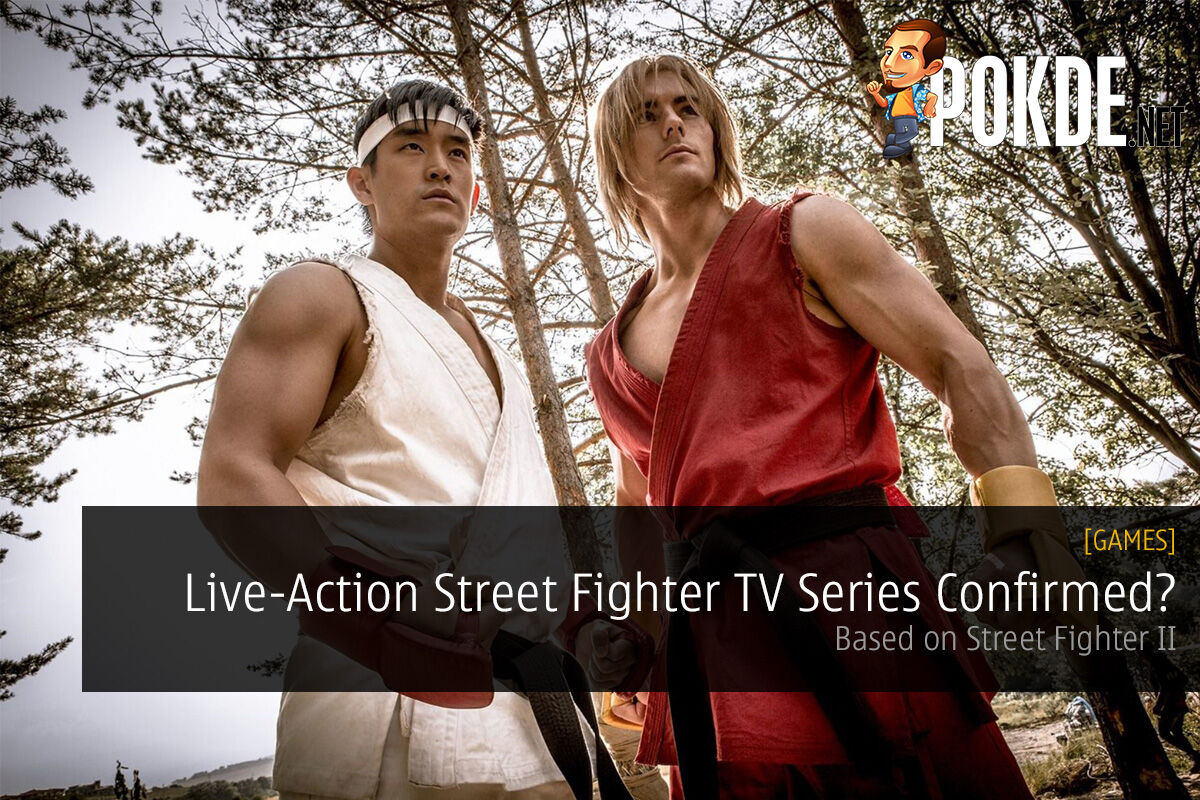 Live-Action Street Fighter TV Series Confirmed?