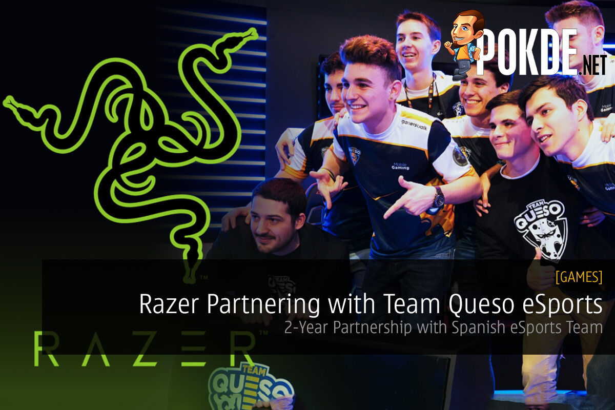 Razer Partnering with Team Queso eSports