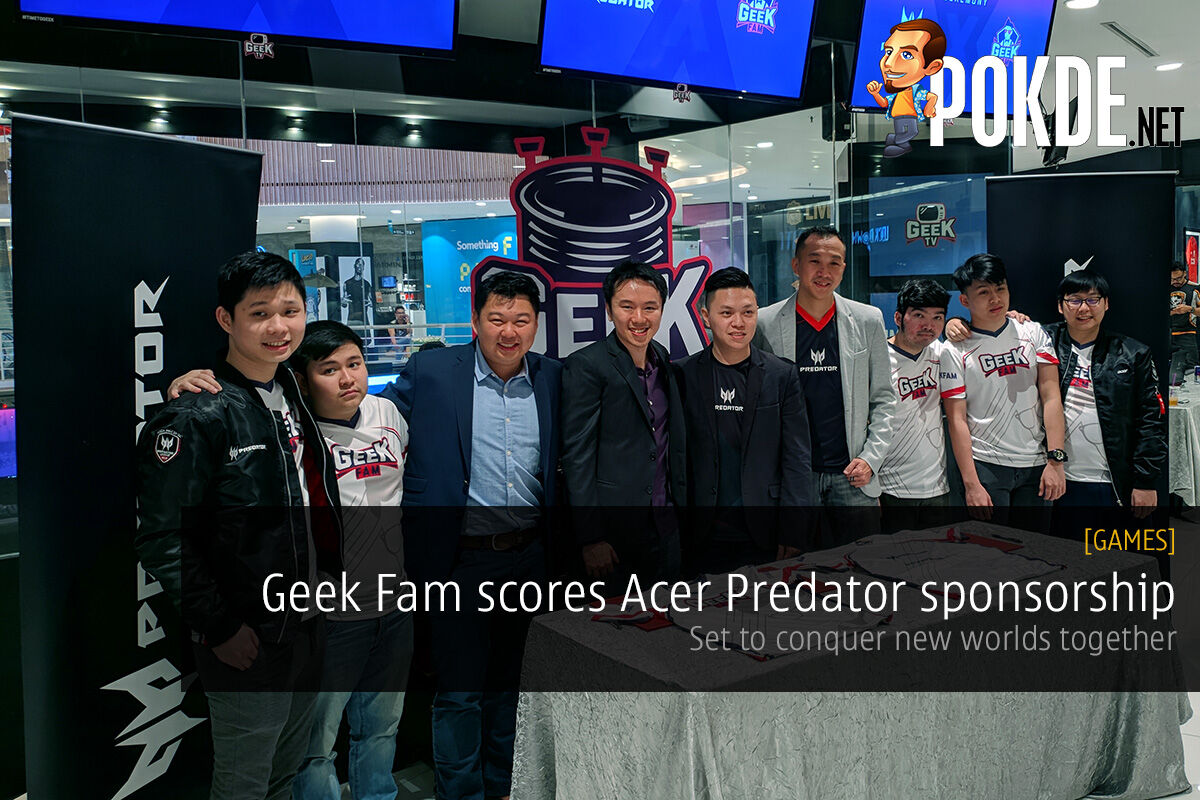 Geek Fam scores Acer Predator sponsorship — set to conquer new worlds together 23