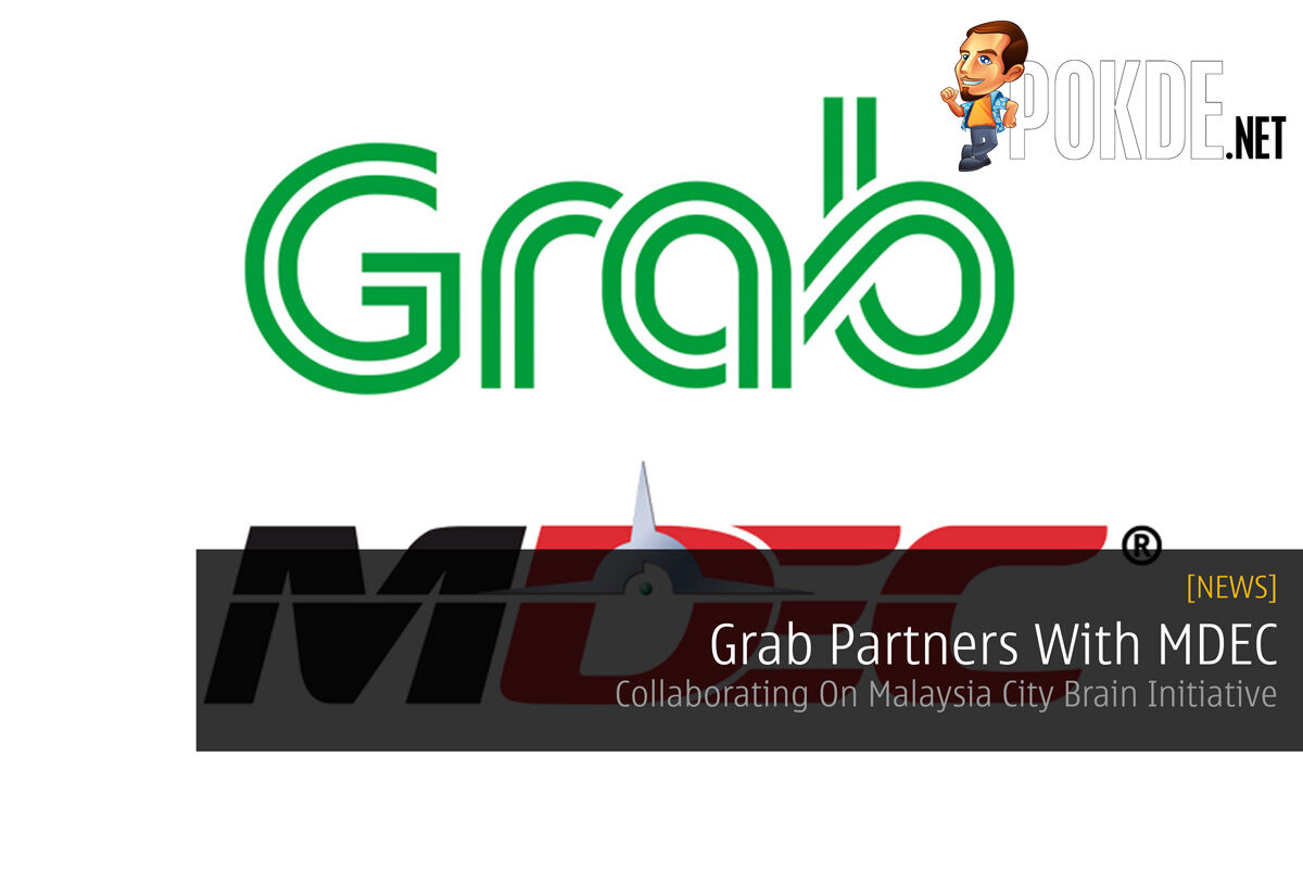 Grab Partners With MDEC - Collaborating On Malaysia City Brain Initiative 28