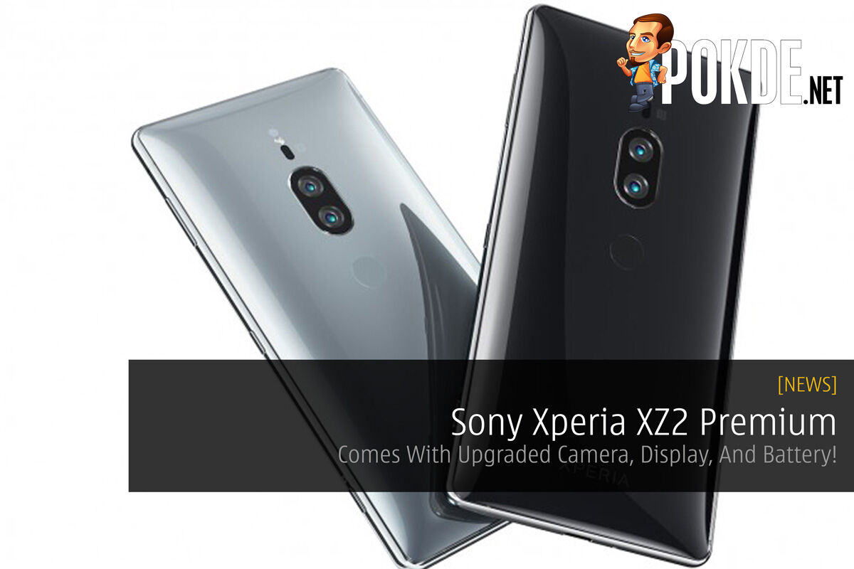Sony Xperia XZ2 Premium - Comes With Upgraded Camera, Display, And Battery! 22