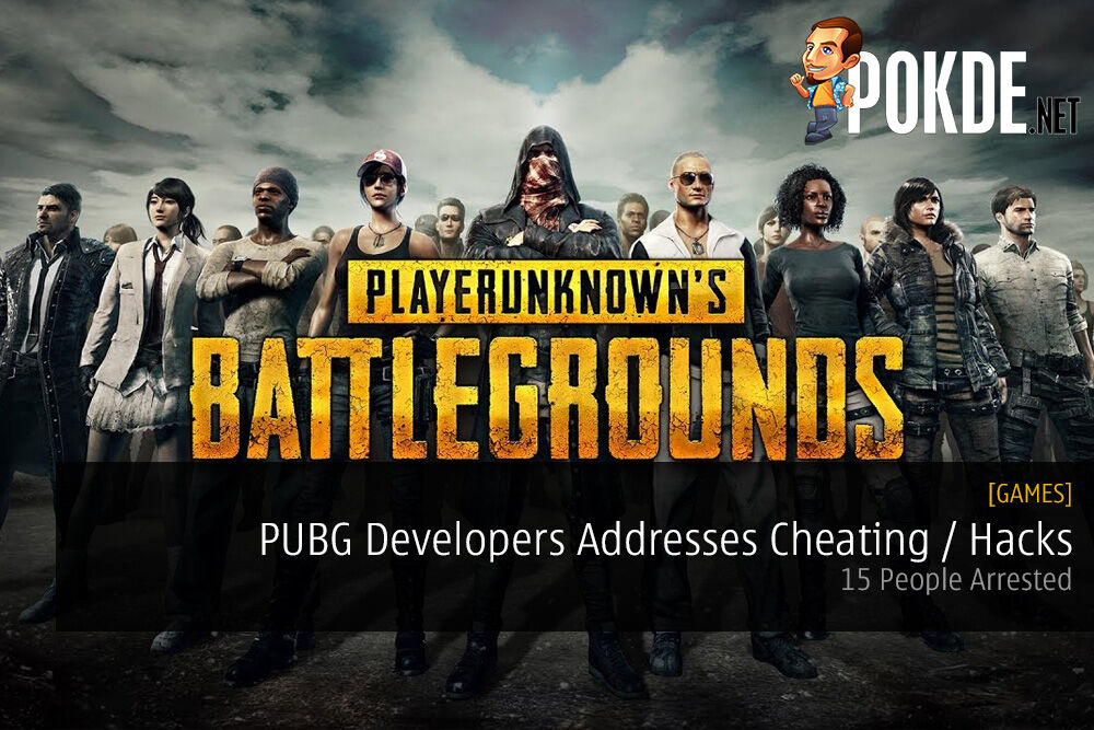 PUBG Developers Addresses Cheating / Hacks