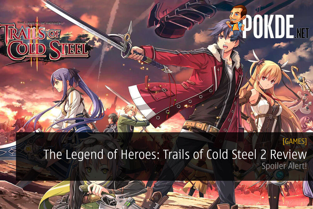 The Legend of Heroes: Trails of Cold Steel 2 Review Falcom XSEED