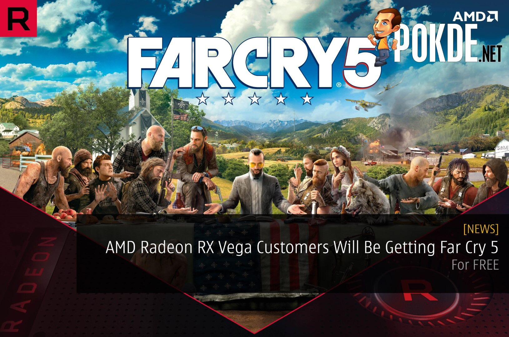AMD Radeon RX Vega Customers Will Be Getting Far Cry 5 For FREE 26