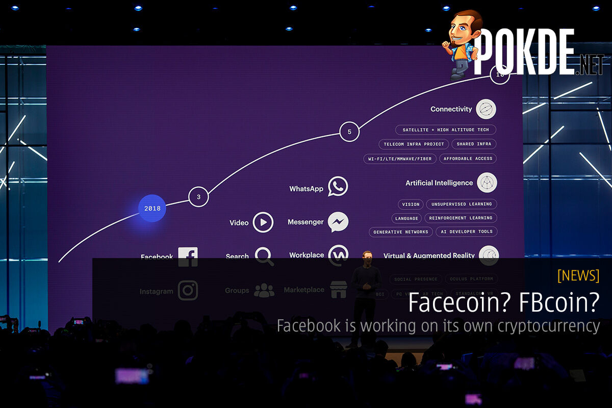 Facecoin? FBcoin? Facebook is working on its own cryptocurrency 31