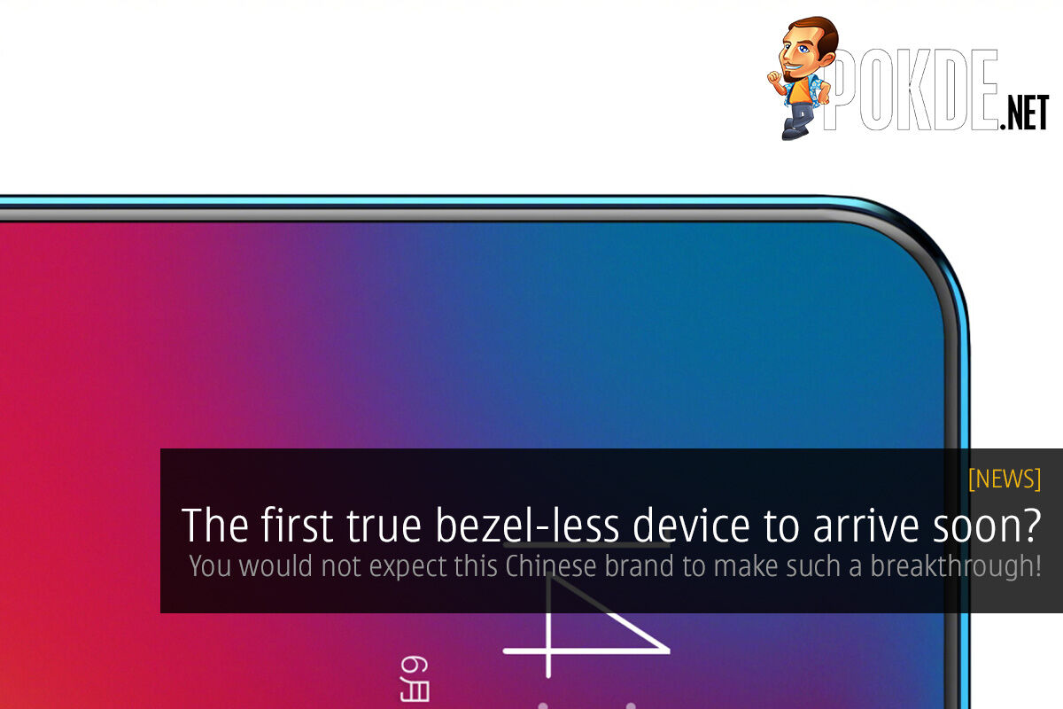 The first true bezel-less device to arrive soon? You would not expect this Chinese brand to make such a breakthrough! 21