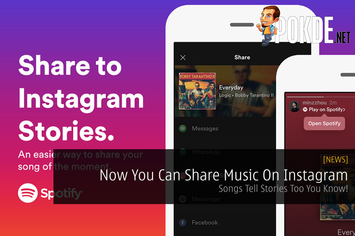 Now You Can Share Music On Instagram - Songs Tell Stories Too You Know! 29