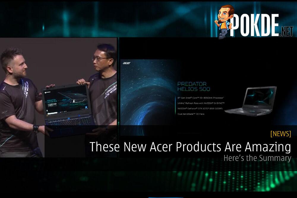 These New Acer Products Are Amazing