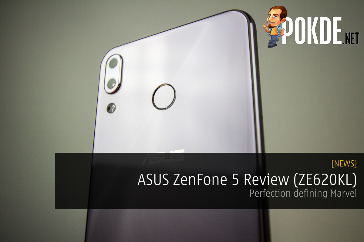 ASUS ZenFone 5 Review (ZE620KL) - Perfection defining Marvel 20