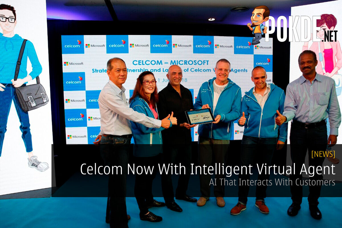 Celcom Now With Intelligent Virtual Agent - AI That Interacts With Customers 20