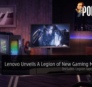Lenovo Unveils A Legion of New Gaming Machines - Includes Legion laptops and PCs 24