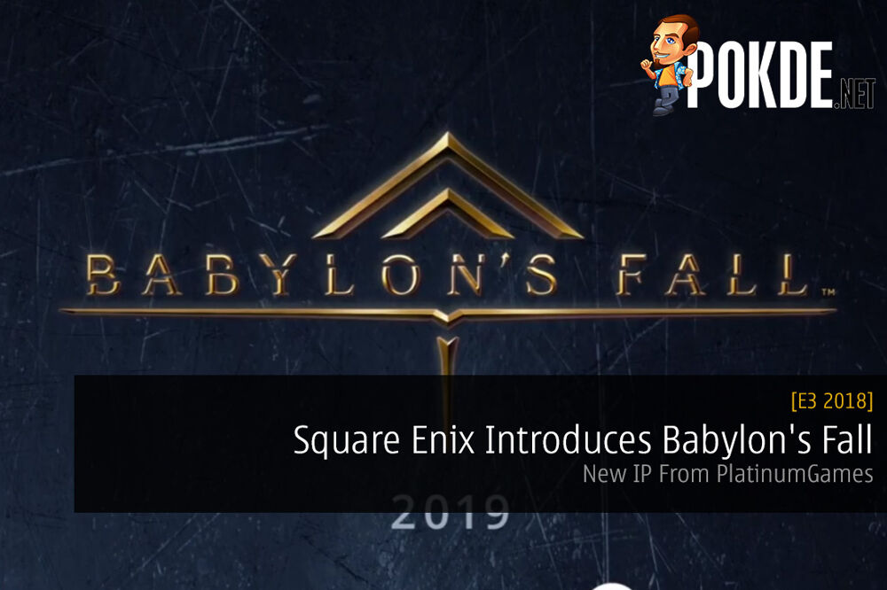 [E3 2018] Square Enix Introduces Babylon's Fall - New IP From PlatinumGames 23
