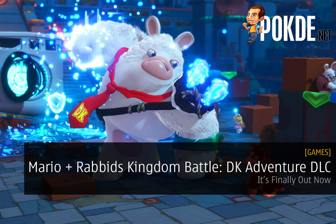 Mario + Rabbids Kingdom Battle: Donkey Kong Adventure DLC