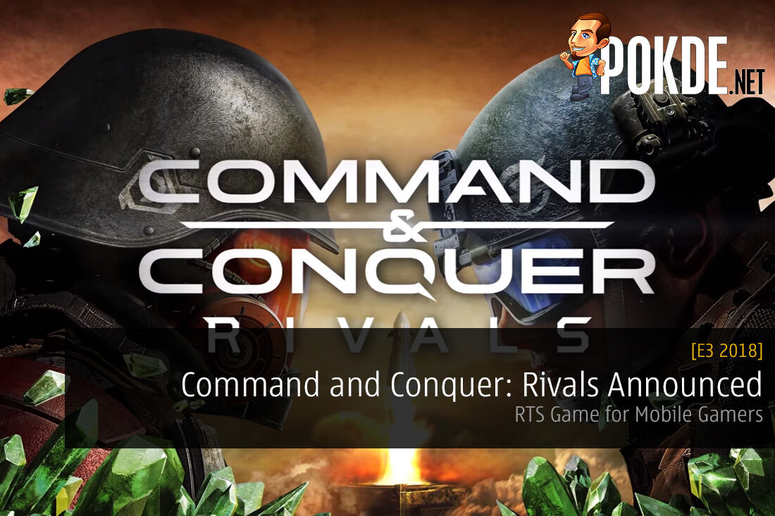 [E3 2018] Command and Conquer: Rivals Announced - RTS Game for Mobile Gamers 21