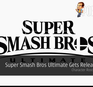 E3 2018: Super Smash Bros Ultimate Gets Release Date