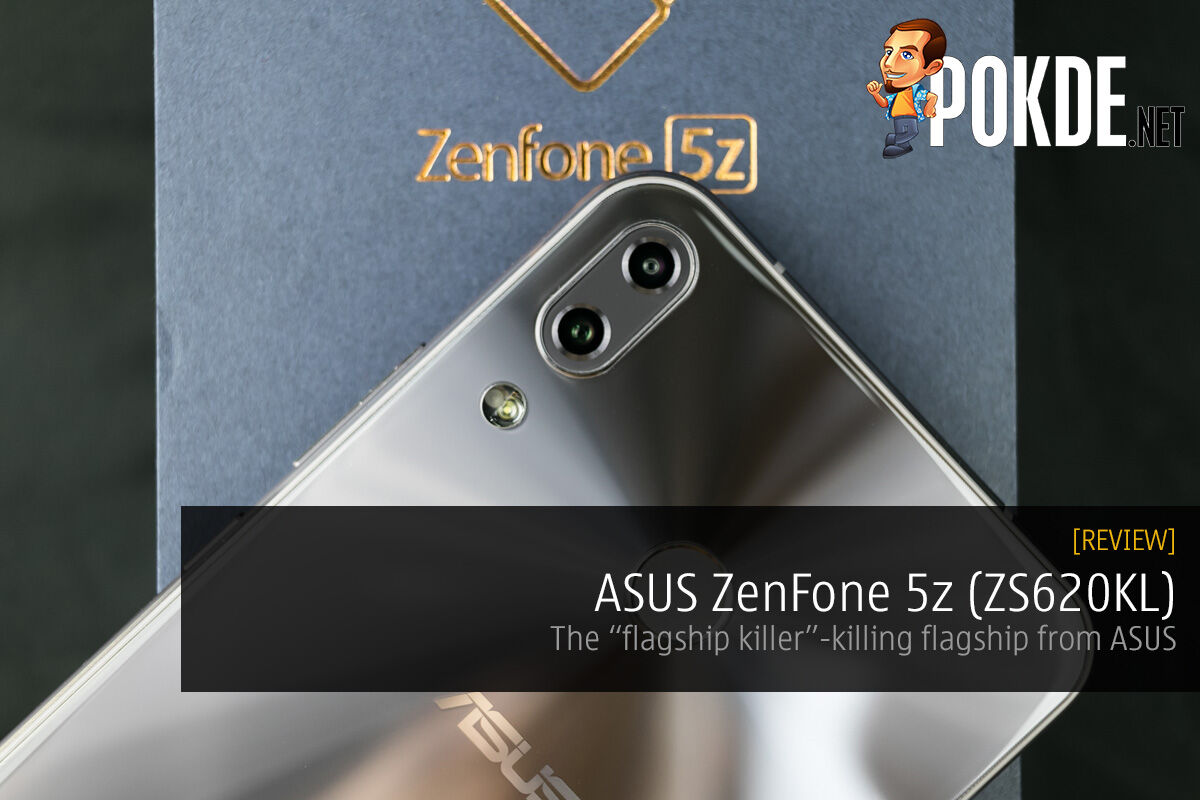 "ASUS ZenFone 5z (ZS620KL) review — the ""flagship killer""-killing flagship from ASUS 28"