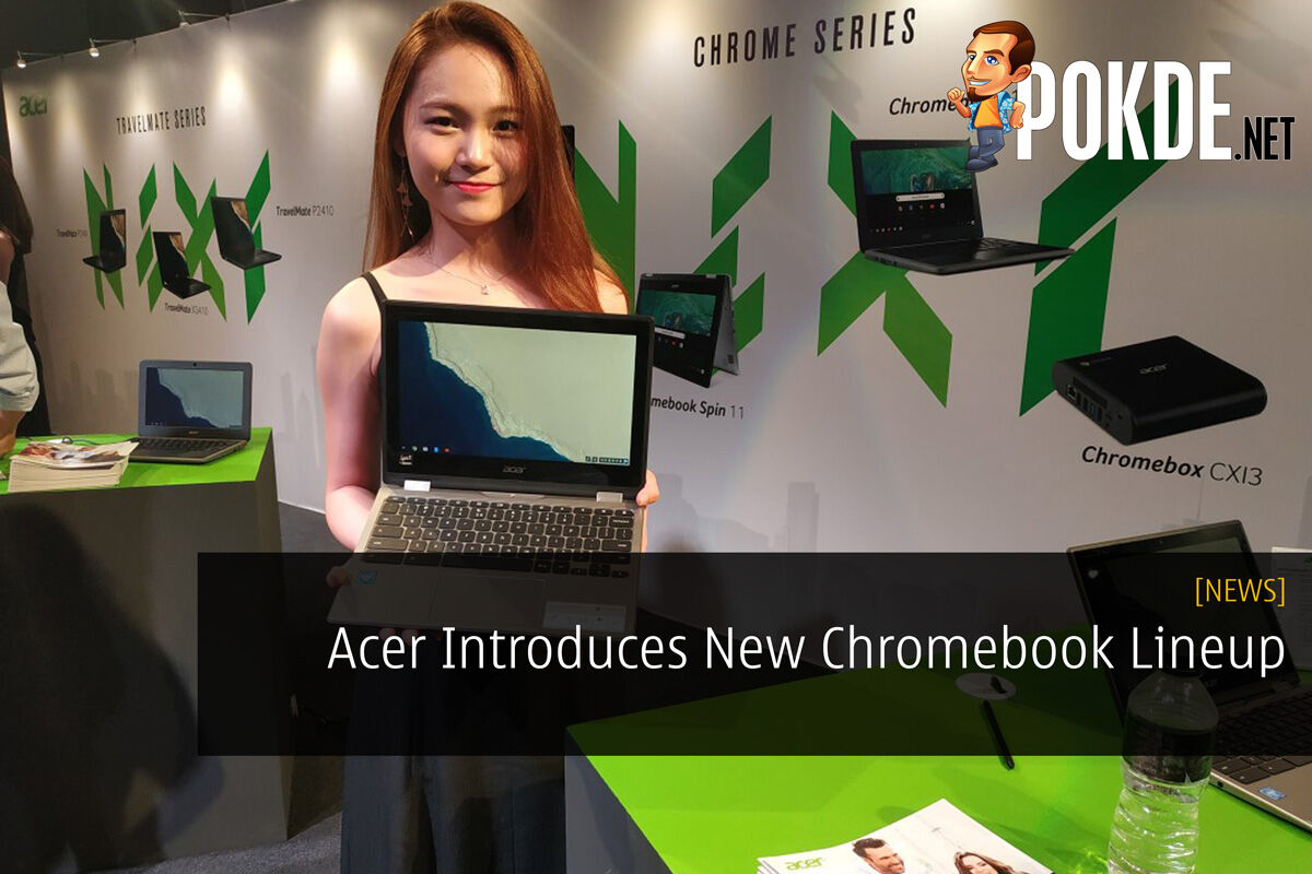 Acer Introduces New Chromebook Lineup 21