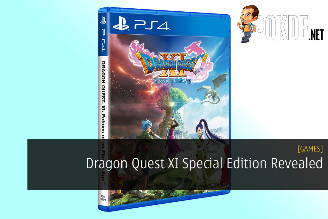 Dragon Quest XI Special Edition Revealed