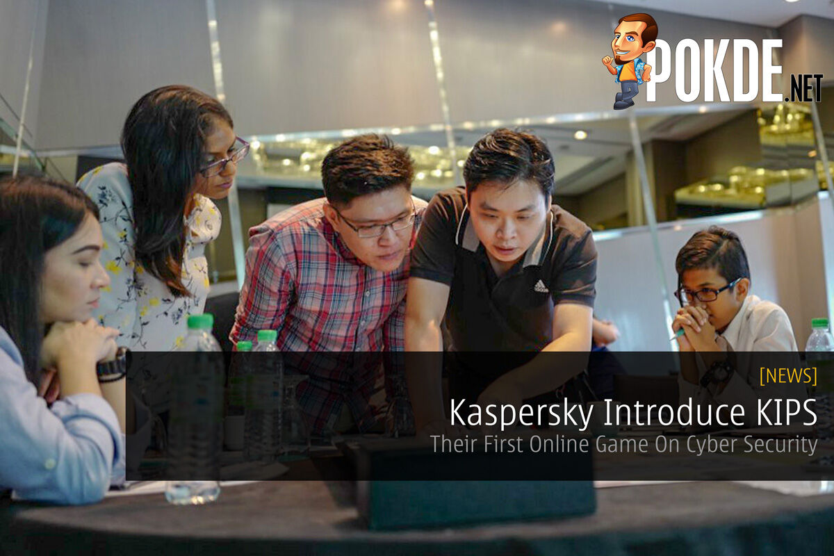 Kaspersky Introduce KIPS — Their First Online Game On Cyber Security 15