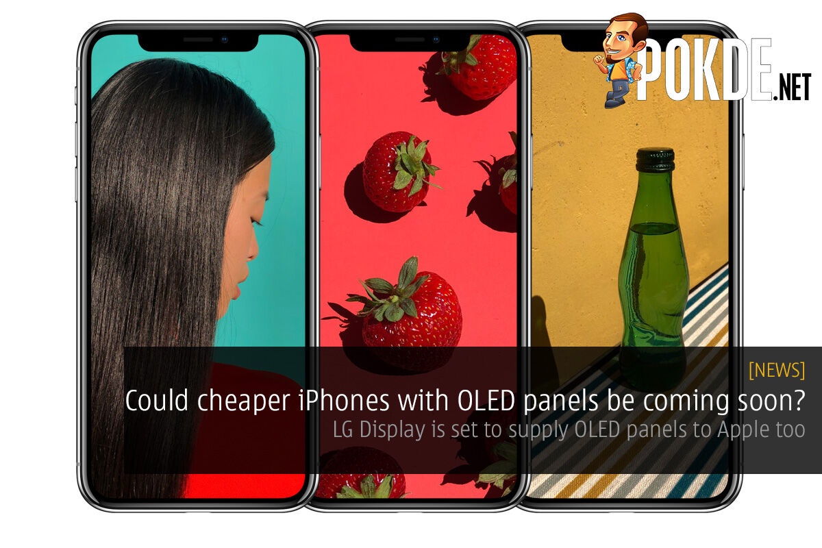 Could cheaper iPhones with OLED panels be coming soon? LG Display is set to supply OLED panels to Apple too 28