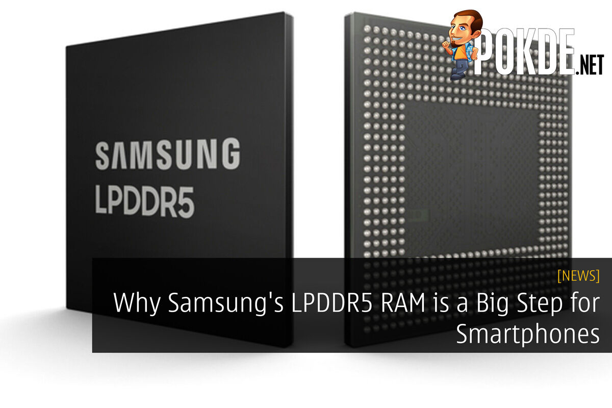 Why Samsung's LPDDR5 RAM is a Big Step for Smartphones 18