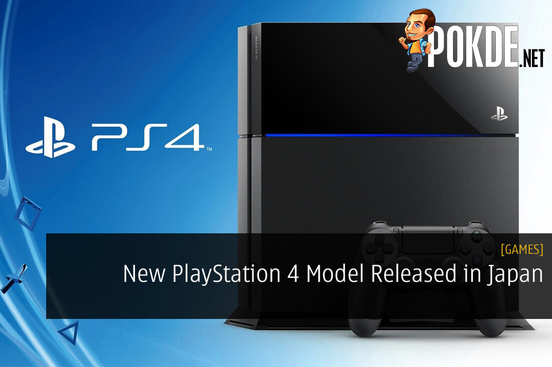 New PlayStation 4 Model Released in Japan - What's New? 17