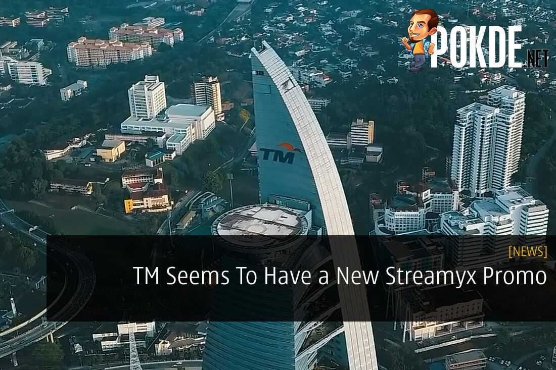 New TM Streamyx Promo Offers Packages for RM100 and Below