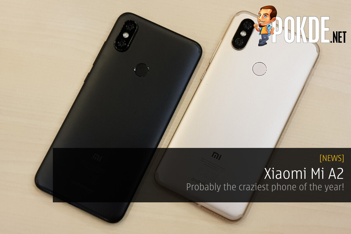 Xiaomi Mi A2 - Probably the craziest phone of the year! 27